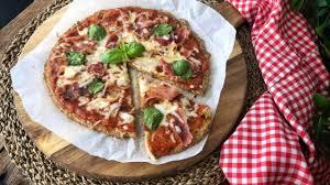 Pizza con base de atún ¡Sin Horno! - FIT HAPPY SISTERS