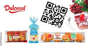 Dulcesol apuesta por el packaging interactivo con códigos QR